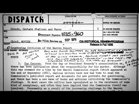 Thumbnail: This 1967 CIA Memo Is Still Used to Discredit Conspiracy Theorists Today