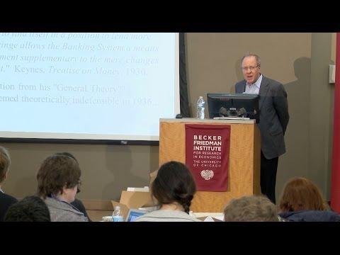 Roger Myerson: On Moral Hazard and Macroeconomics