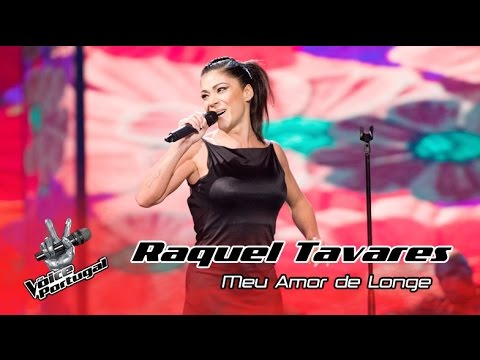 Raquel Tavares - Meu amor de longe | Gala Final | The Voice Portugal