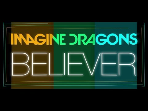 IMAGINE DRAGONS - BELIEVER - Adobe Make The Cut Submission By Ryan Paxton