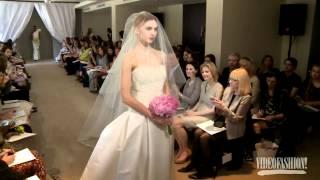 Carolina Herrera Spring 2013 Bridal Collection - Videofashion