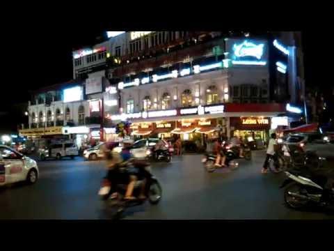 Night Life on Hanoi Old Quarter - City View Cafe - 2