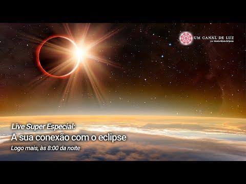 A sua conexão com o eclipse