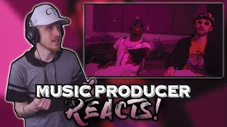Music Producer Reacts to Timothy Green - Filter Feed ft. Tuffy
