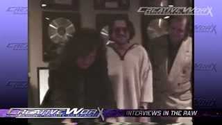 Jimmy Page, Edward Van Halen & Others. Raw, candid, rare, footage 1993