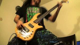 CROWBAR- Symbolic Suicide (BASS Cover)
