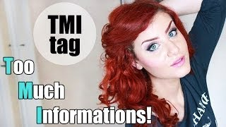 TMI tag ita: Tutto su di me! | None Fashion and Beauty Thumbnail