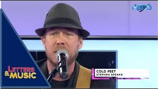American singer-songwriter Rockwell Ryan Ripperger of Stephen Speak...
