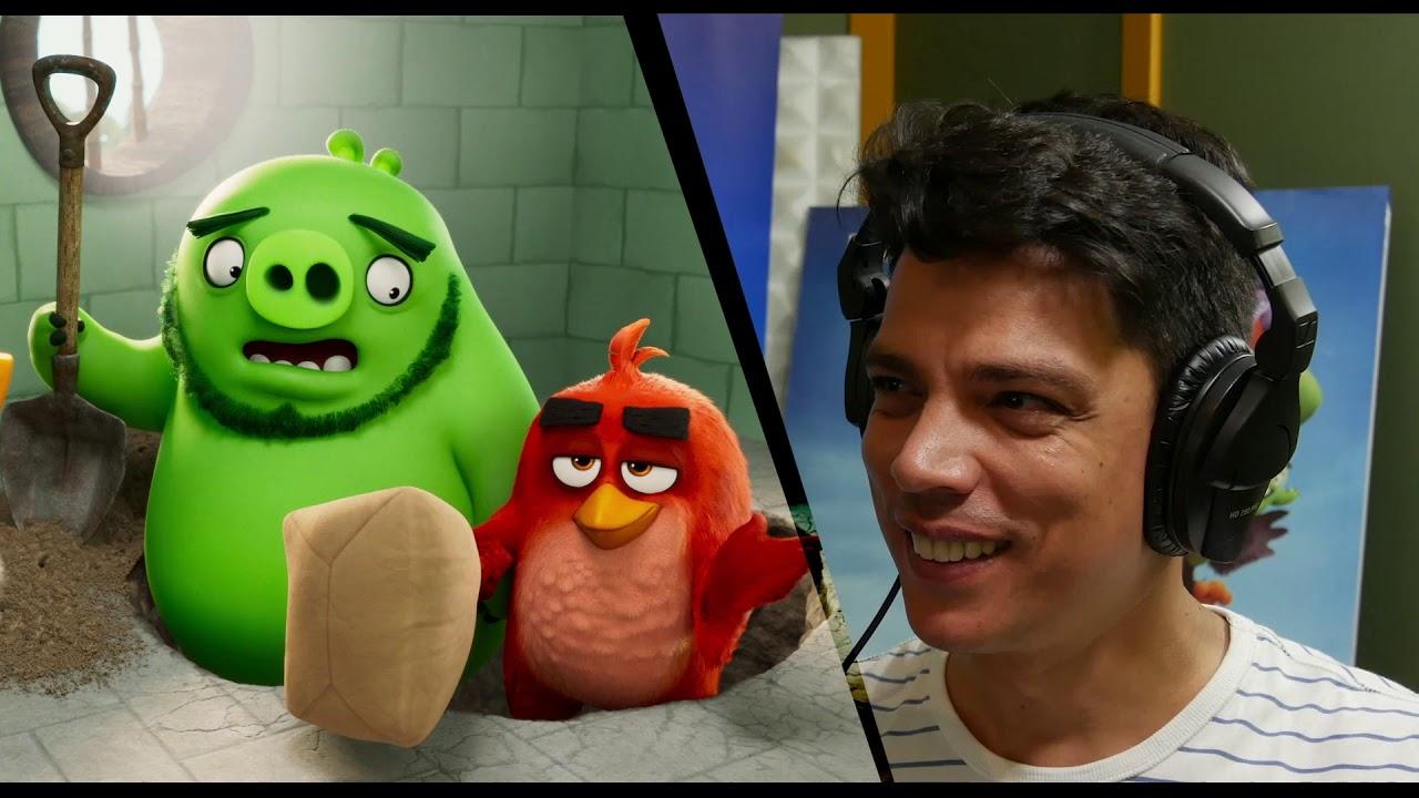 Angry Birds 2 O Filme Trailer Final Dobrado Portugal Youtube