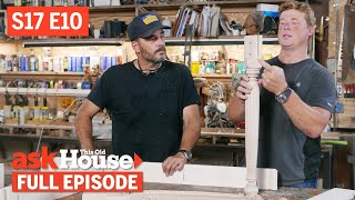 Ask This Old House | Concrete Walkway, Jimmy DiResta (S17 E10) | FULL EPISODE