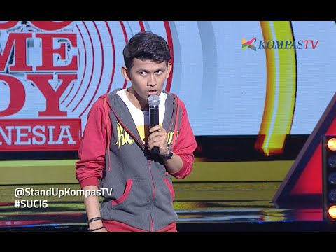 Indra Jegel: Iklan Lebay (SUCI 6 Show 15)