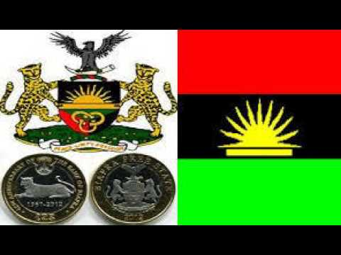 Biafra motivational song youtube.