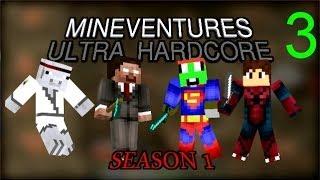 Mineventures UHC | Season 1 | Episode 3 - Apple Hunt