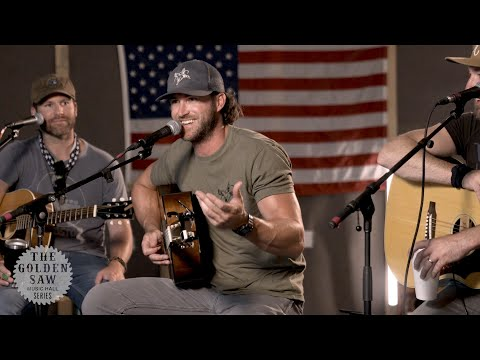 Riley Green - The Golden Saw Series | Episode 1 (Guests: Drake White, Erik Dylan)
