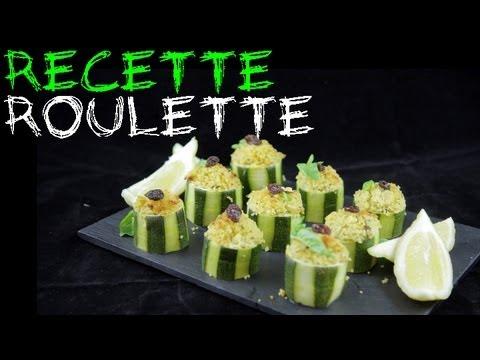 Recette : Mini-farcis courgettes