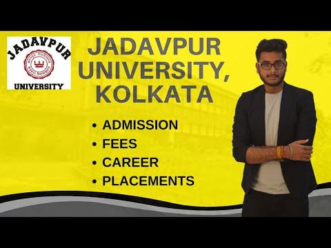 JADAVPUR UNIVERSITY | ADMISSION PROCEDURE | COURSES | FEES | PLACEMENTS