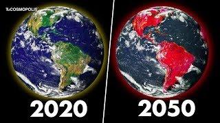 11 PROFECÍAS IMPACTANTES para EL 2050 SEGÚN LOS CIENTÍFICOS