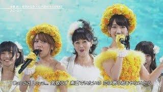 【放送事故】 浅香唯×高橋みなみ×柏木由紀×NMB48 - C-Girl 生歌がヤバイ AKB48 AKB