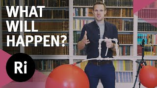 Can You Guess What These Balloons Will Do? - with Greg Foot