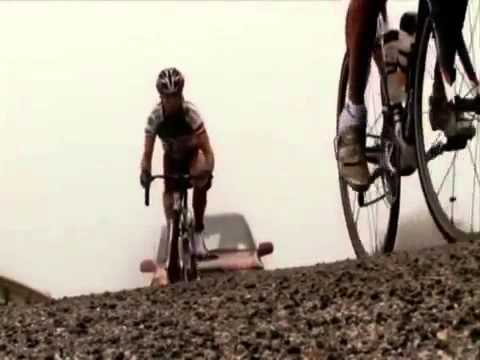 Por que ciclismo y no otro deporte?