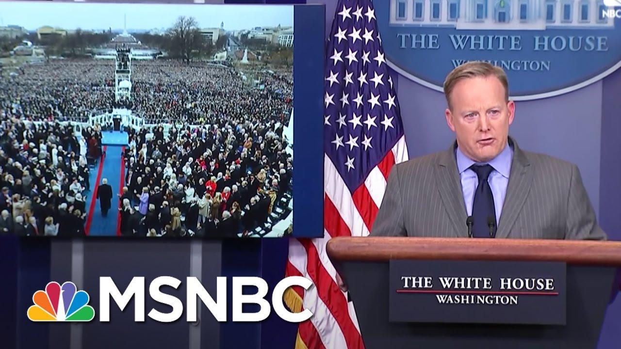 fact checking white house press secretary sean spicer's