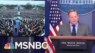 Fact Checking White House Press Secretary Sean Spicer