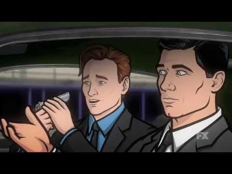 Archer  Archer & Conan's Day Out  FX