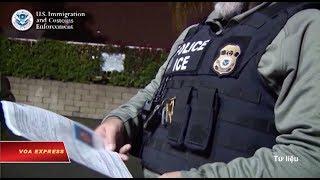 Mỹ bỏ chiến dịch truy quét di dân bất hợp pháp vì thiên tai