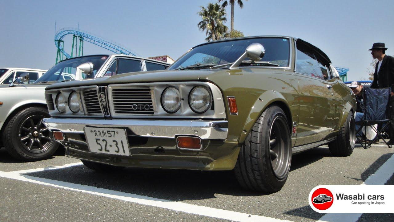 Walkaround A 1974 Mitsubishi Colt Galant Gto Gs R Doovi