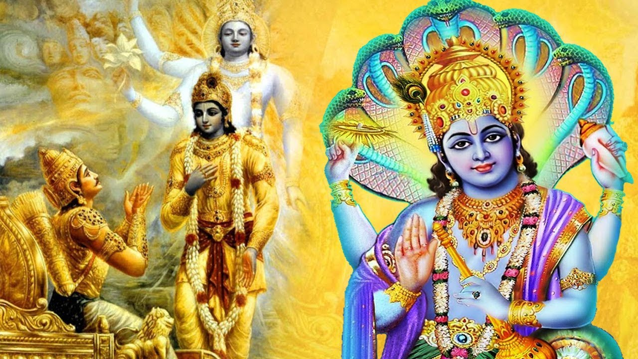 Sanskrit Mantras of India – Ancient Vedic Chants of Lord Vishnu for Good  Health,Wealth, & Prosperity