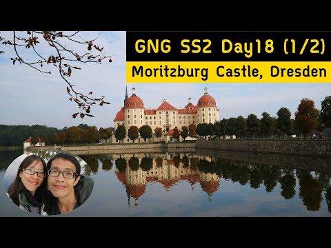 GNG SS2 Day18 (1/2) | ปราสาทล่าสัตว์ | Moritzburg Castle | Dresden | Germany
