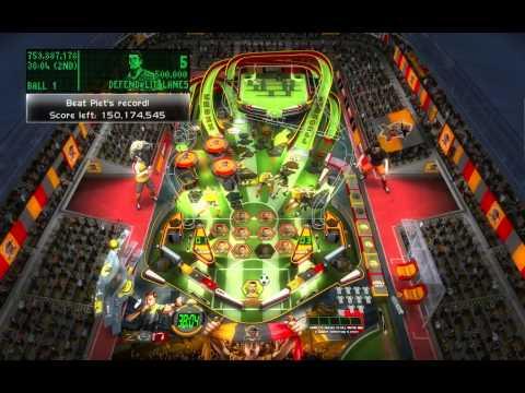 Pinball FX 2 - Super League Football