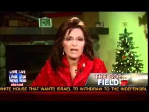Sarah Palin Praises Rick Santorum