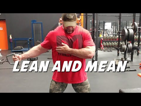 When Lean and Mean Becomes an UNHEALTHY Obsession