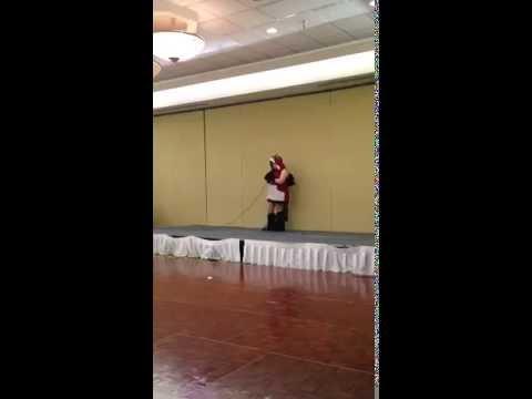 Evillecon 2013 karaoke