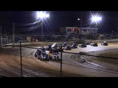 Airport Speedway 600cc Feature 9-24-16