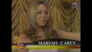 Mariah Carey - Interview Butterfly Instore (1997)