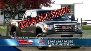 Valley Buick GMC  2013 model Closeout!