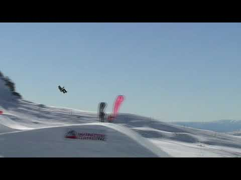 Freeski & Snowboard Slopestyle Finals Presented By Cardrona Alpine Resort