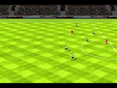 FIFA 13 iPhone/iPad - Jeonbuk FC vs. FC Bayern