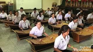 วิชาเพิ่มเติมดนตรีไทย เพลงต้นเพลงเร็ว ม.6/12