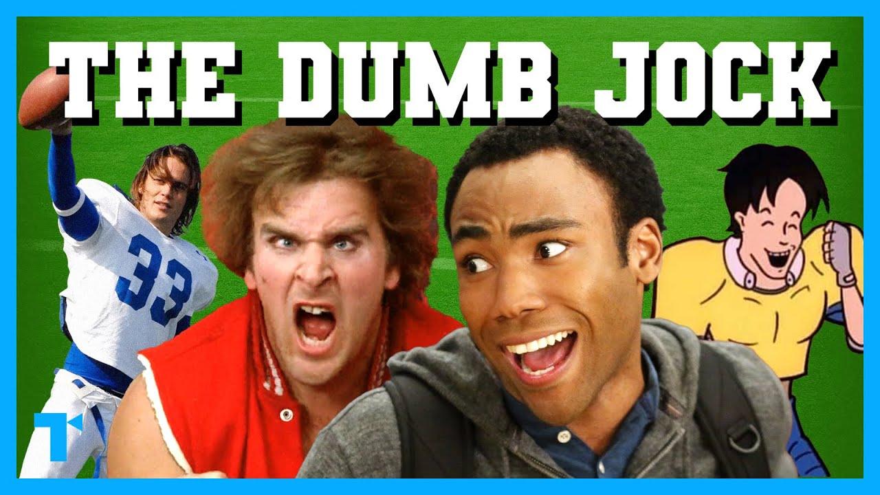 The Dumb Jock Trope, Explained