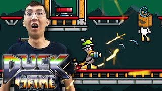 Duck Carnage | Duck Game Gameplay