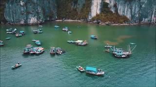 Amazing Ha Long Bay   Grabatour Vietnam   Grabatour Travel