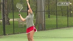 Women's Tennis Loses Regular Season Finale