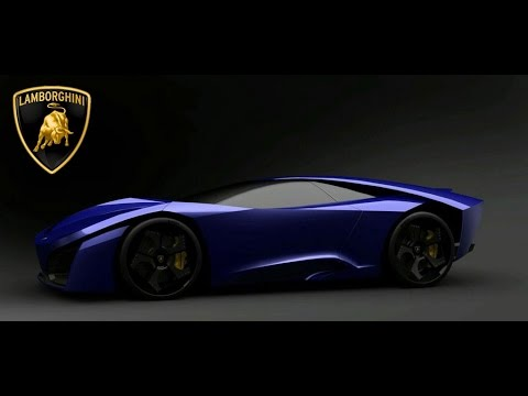 2016 Lamborghini Madura >> 2016 Lamborghini Madura - new concept supercar review - YouTube