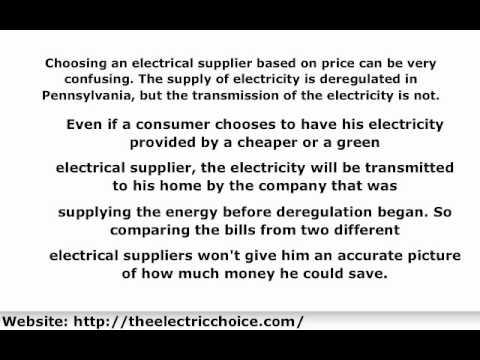 Pennsylvania Energy Deregulation | Energy Deregulation Has Been Good for Pennsylvania