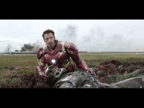Captain America: Civil War    READY, AIM, FIRE!