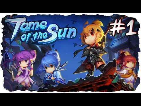 Let's Play Tome of the Sun #1 - Neues Online Rollenspiel! ★ (Deutsch / German) | xHeaven