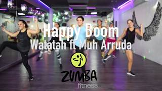 Happy Boom - Watatah ft Muh Arruda by Cesar James Zumba Cardio Extremo Cancun